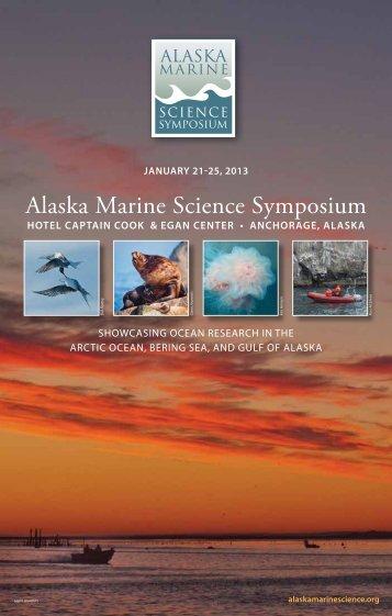 Here - Alaska Marine Science Symposium