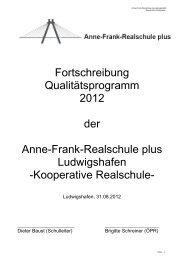 2012 - Anne-Frank-Realschule plus