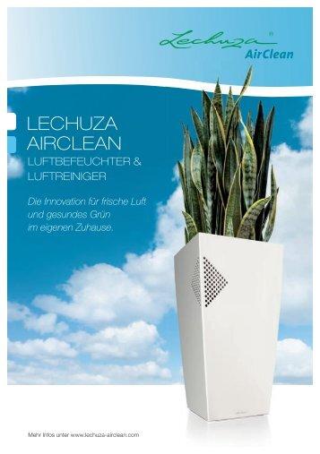 LECHUZA AIRCLEAN