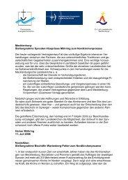 080711 Stellungnahmen - Pommersche Evangelische Kirche
