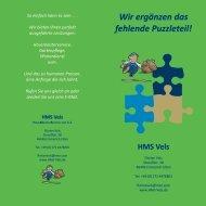 Aktuelle Broschüre herunterladen - hms-vels.de