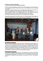 Ehrenamt in Lathen wird gewürdigt 2012 - Ehrenamt Emsland