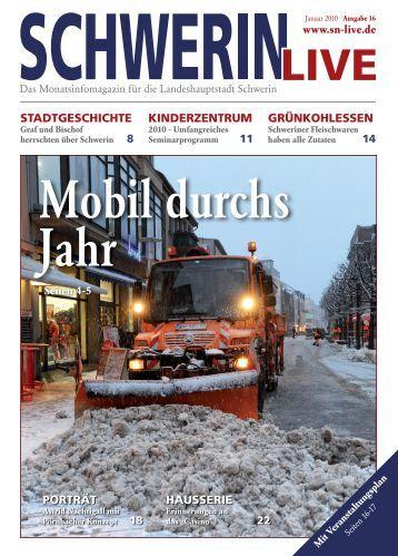 inkl.Eislaufbahn mit gratis Schlittschuh- Verleih! - Schwerin Live