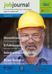 Integration in Arbeit - RegioVision GmbH Schwerin