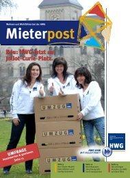 Mieterpost 01/2008 - HWG