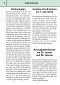 GehLos - Ausgabe Dezember 2011 - Februar 2012 - Seite 6