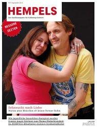 Das Straßenmagazin für Schleswig-Holstein - Hempels