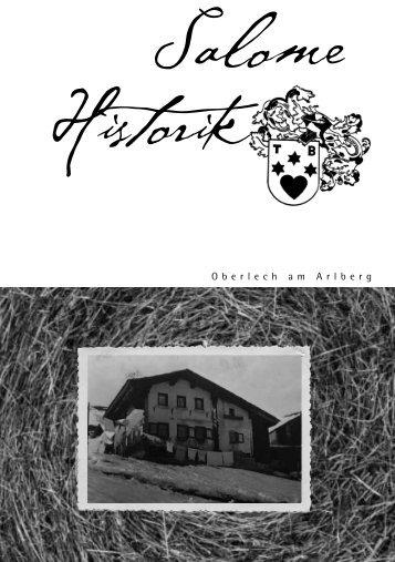 Hotel Salome Historik