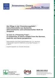 ICSW - Österreichisches Komitee für Soziale Arbeit