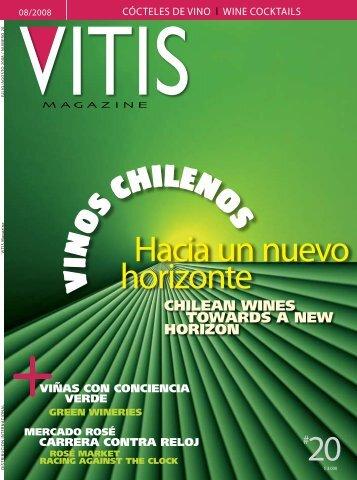 Hacia un nuevo horizonte - Vitis Magazine