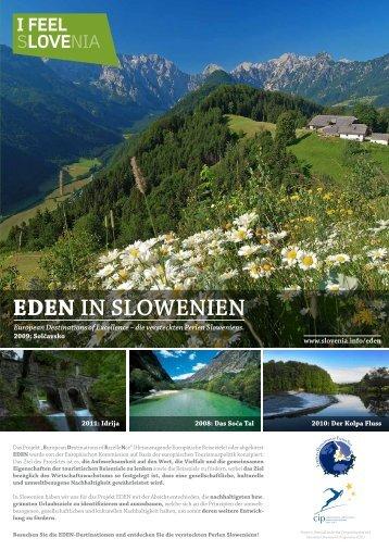 EDEN IN SLOWENIEN - Slovenia