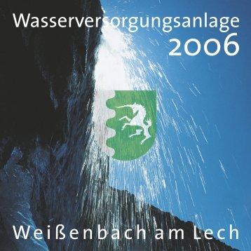 (7,30 MB) - .PDF - Gemeinde Weißenbach am Lech - Land Tirol