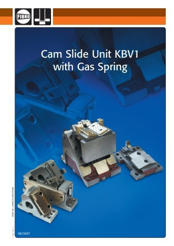 Katalog Keilschieber KBV1 - GB - Fibro GmbH