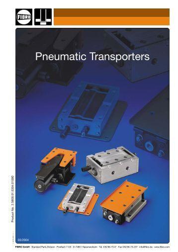 Pneumatic Transporters - Fibro GmbH