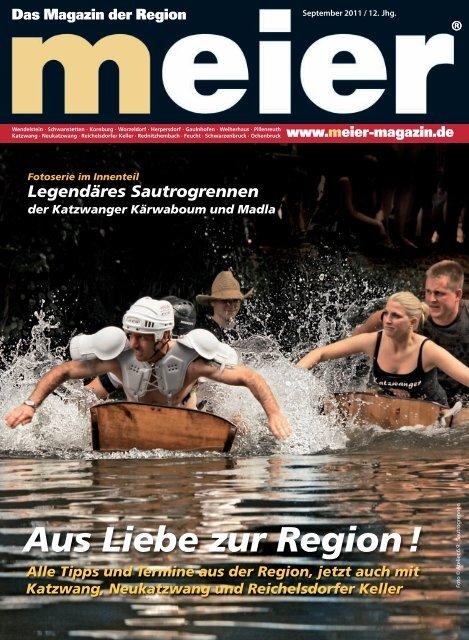 Aus Liebe zur Region ! - easyCatalog - look out crossmedia