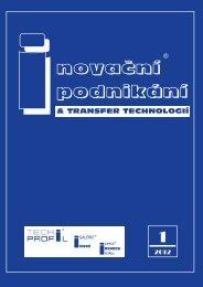 1/2012 - Asociace inovačního podnikání ČR