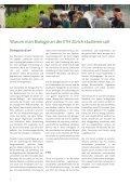 """""""Biologiestudium ETH Zürich - Das Ausbildungsangebot"""" (PDF, 0.76 - Seite 4"""