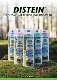 PROFESSIONAL FOREST MARKING PAINT