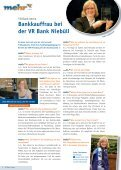 """""""Sommer, Sonne, Wind und Meer."""" - VR Bank eG, Niebüll - Seite 2"""