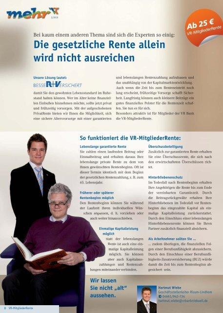 """""""Sommer, Sonne, Wind und Meer."""" - VR Bank eG, Niebüll"""