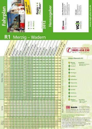 Fahrplan - VGS-Online