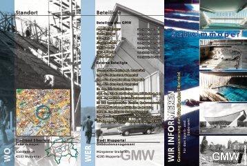 Faltblatt PDF - Stadt Wuppertal