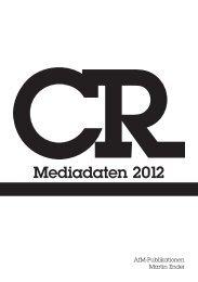 Mediadaten 2012 - Cruiser Online