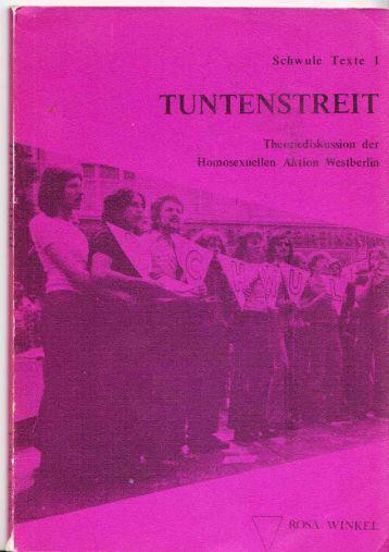 Tuntenstreit, VrW 1974, 7.5 MB - ARCADOS
