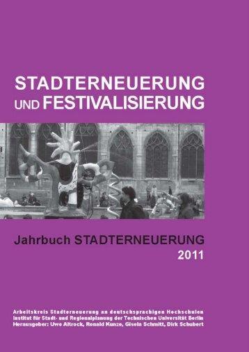 Leseprobe (PDF, 760,3 KB) - Institut für Stadt - Technische ...