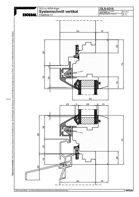 Page 1 Eigentumsvorbehalt: Diese Zeichnung ist Eigentum der ...