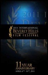 Nino Simone - the Beverly Hills Film Festival