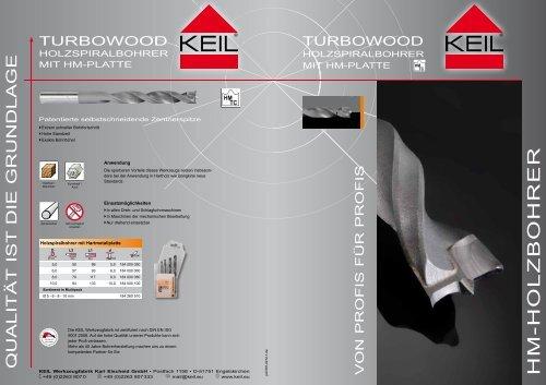 turbowood - KEIL
