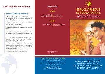 Espace Afrique International