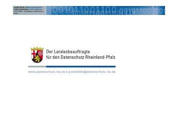 Judith Hartig, Regierungsdirektorin Volker Schardong, Techn ...