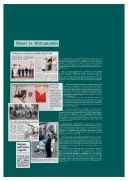 Islam in Holzminden - Haus kirchlicher Dienste