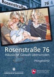 Rosenstraße 76 - Haus kirchlicher Dienste