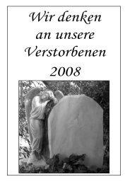 Totengedenken09 - Eppelheim