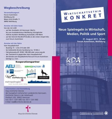 Download Flyer - Haus kirchlicher Dienste