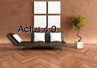 Actus 4.0 Feuerlandkirsche Design - Stoeckl