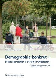 Demographie konkret – - Ruhr-Universität Bochum