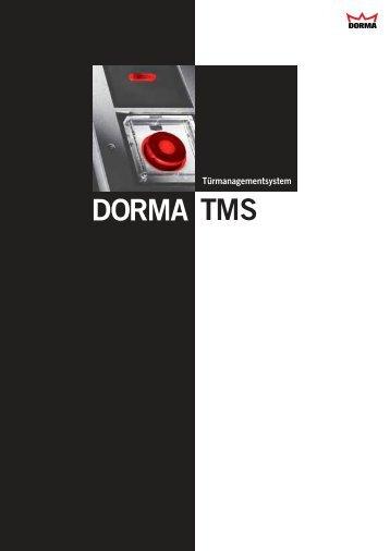 TMS DORMA - ES Sicherheit AG