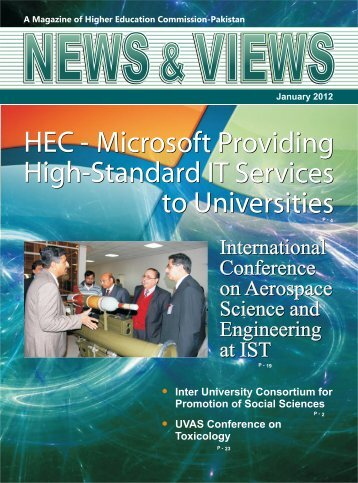 Magazine (Jan-2012).cdr - Higher Education Commission