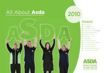 What we love about ASDA - Your Asda