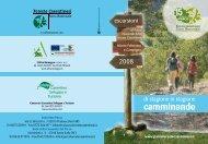 camminando - Parco Nazionale delle Foreste Casentinesi