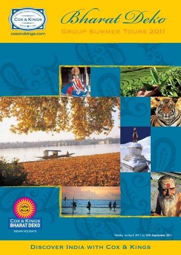 Bharat Deko - Cox & Kings