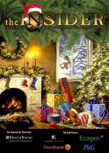 the Insider Digital Edition in PDF Read here - Stockholm School of ...