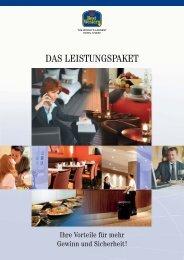 Best Western Leistungsangebot» PDF-Download, 4,0 MB