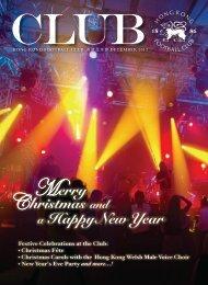 a Happy New Year Merry Christmas and - Hong Kong Football Club