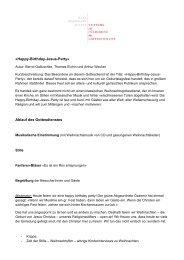 Laden Sie hier den Gottesdienst als PDF-Dokument - Stiftung zur ...