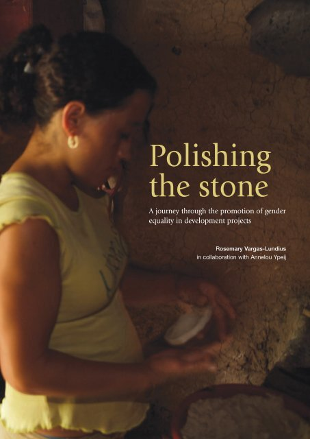 Polishing the stone: A journey through the promotion - IFAD